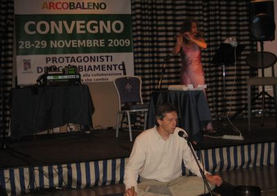 Albert Convegno Verdechiaro 2009